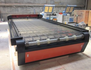 Conveyor Fed Laser Cutting Equipment