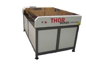 Thor Laser Cutting machine