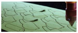 Textile-Laser-cut-fabric